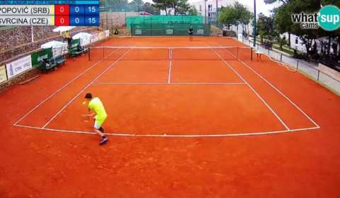 Losinj Junior Cup - Tenis